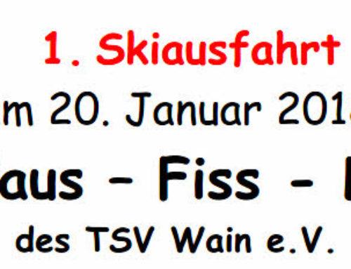 1. Skiausfahrt – Serfaus – Fiss – Ladis